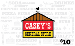 More about the 'Casey's General Stores $10 Gift Card' product