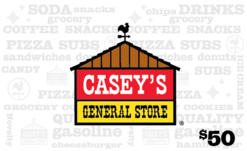 More about the 'Casey's General Stores $50 Gift Card' product