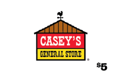 More about the 'Casey's General Stores $5 Gift Card' product